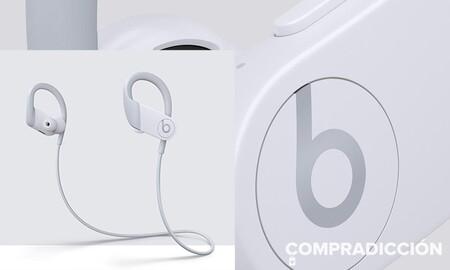 Los auriculares deportivos Powerbeats de Apple ahora más baratos que nunca en Amazon: 92 euros con casi 58 de rebaja