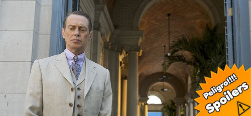 'Boardwalk Empire', Nucky: Año Uno