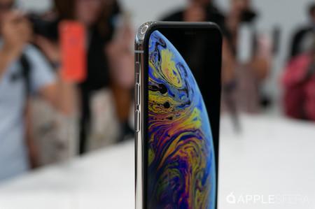 iPhone xs max mejor pantalla