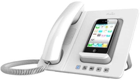 iFusion, o cómo tener tu iPhone como teléfono fijo