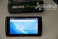 Archos 7 Home Tablet, un tablet con Android fruto de tu imaginación