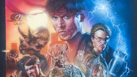 El origen y las influencias de Kung Fury, el nuevo fenómeno de Internet que resucita los 80