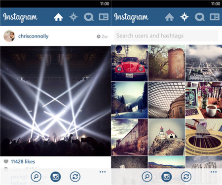 Instagram llega, al fin, a Windows Phone