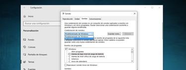 Cómo silenciar Windows 10 desactivando todos los sonidos de sistema