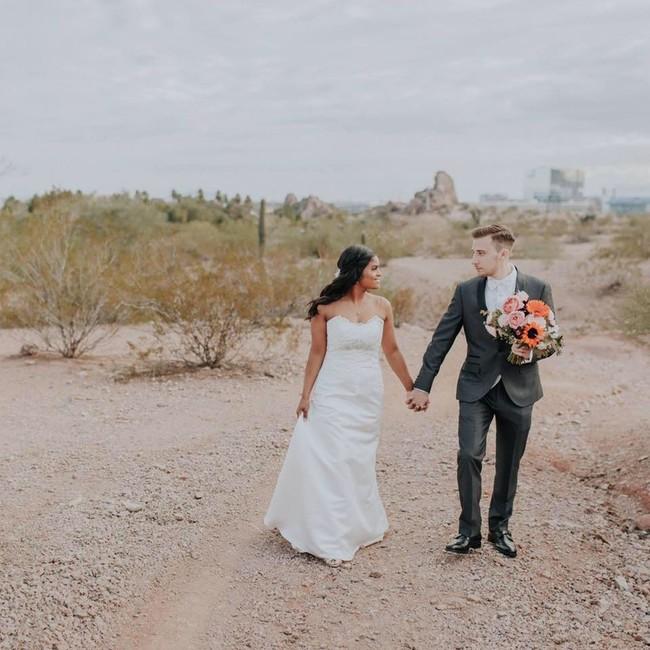 Esta es la historia de amor favorita de Instagram: prometió casarse con ella a los tres años y, 20 años después, lo hizo