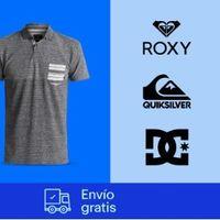 Hasta 70% de descuento en las tiendas de Quiksilver, Roxy y DC Shoes en eBay con envío gratis incluido