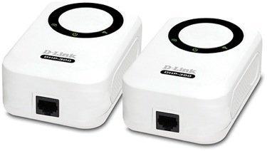 D-Link DHP-301, conecta ordenadores por la lína eléctrica