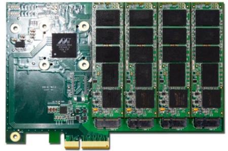 PCI Express SSD, unidad de almacenamiento PCIe para el Mac Pro