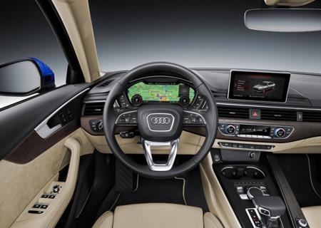Audi A4 2016 800x600 Wallpaper 0b