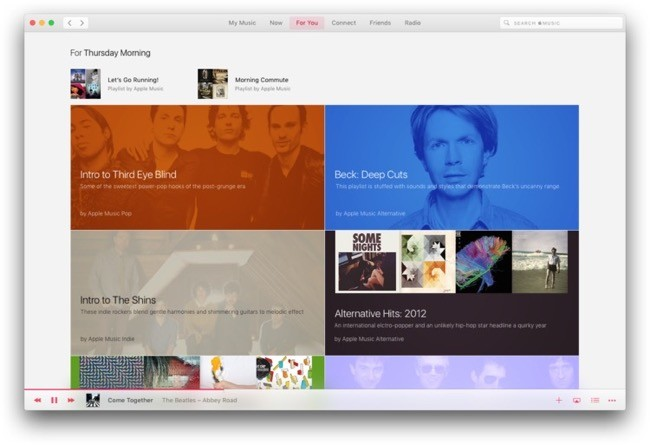 Apple Music Mac 8