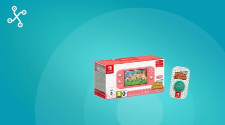 Chollo antes de Navidad: Nintendo Switch Lite con Animal Crossing y 3 meses de Nintendo Online por menos de 200 euros en Amazon