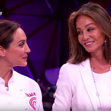 Tamara Falcó ganó MasterChef Celebrity e Isabel Preysler la acompañó (sin photoshop)