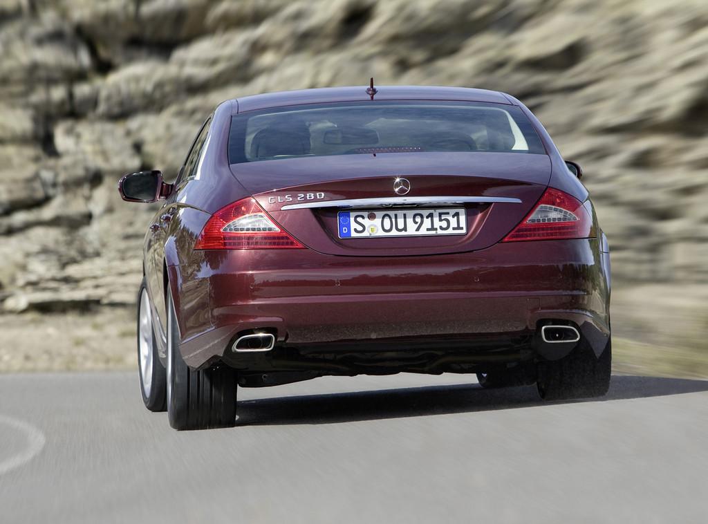 Foto de Mercedes-Benz Clase CLS 2008 (3/14)