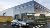 Aston Martin inaugura un nuevo centro de desarrollo