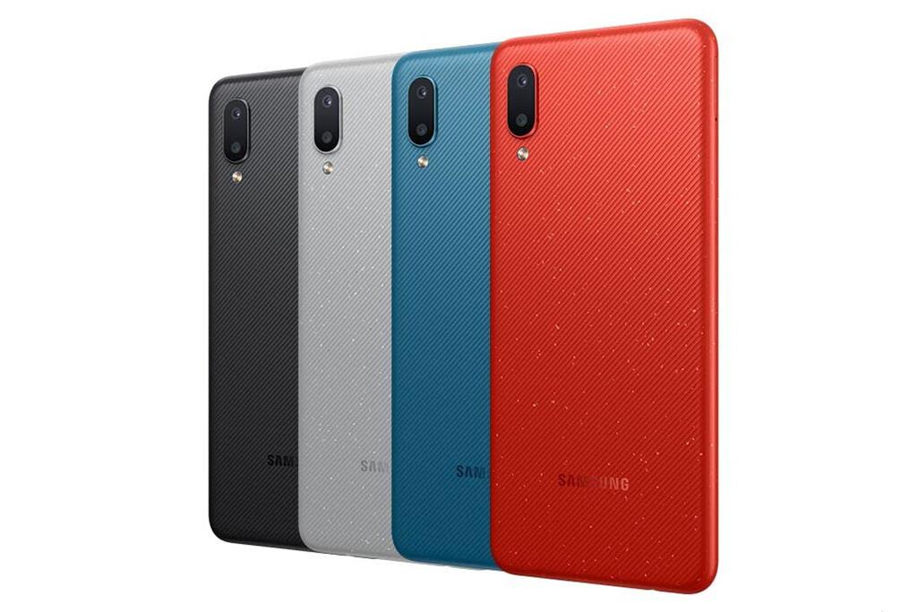 Samsung Galaxy™ M02: un teléfono económico y con alguna gran batería