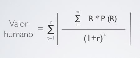 Fórmula de valor humano esperado