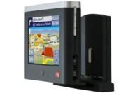 Navegador GPS Falk P300 en el CeBIT