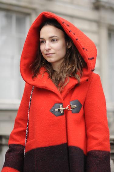 El street style moderno de la Semana de la Moda de Londres por Alberto Bringas
