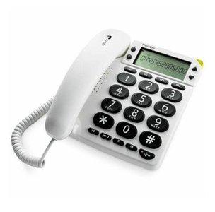 ¿Por qué hay esas letras junto a cada número del teléfono?