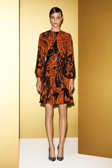 Gucci colección Crucero 2012: una mezcla de todas las tendencias