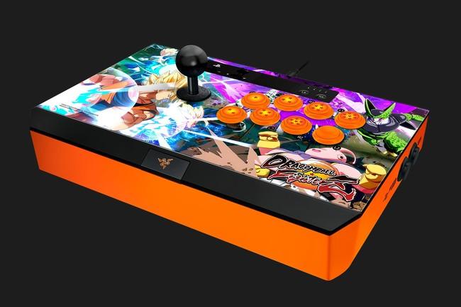 Racer licencia dos nuevos arcade sticks de Dragon Ball FighterZ para Xbox One y PS4