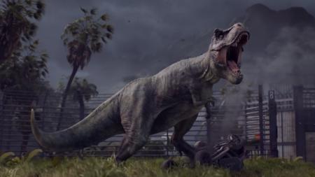 Jurassic World Evolution anuncia su llegada a consolas y PCs  en 2018  con un nuevo tráiler [GC 2017]