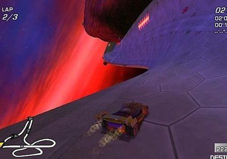 'Wheelspin', ¿el peor juego que existe para Wii?. Descúbrelo