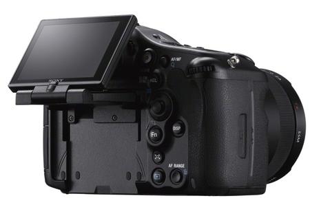 Sony A99 pantalla articulada