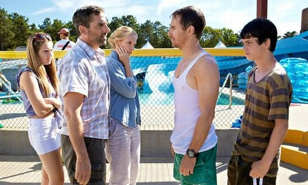 'The Way, Way Back', con Steve Carell y Sam Rockwell, tráiler