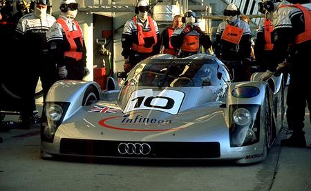 Audi R8C Le Mans 1999