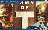 'Army of TWO: The 40th Day'. Primer contacto