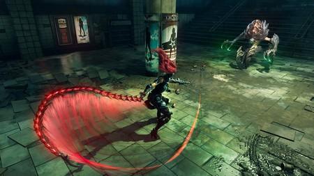 La aventura principal de Darksiders III tendrá una duración de unas 15 horas