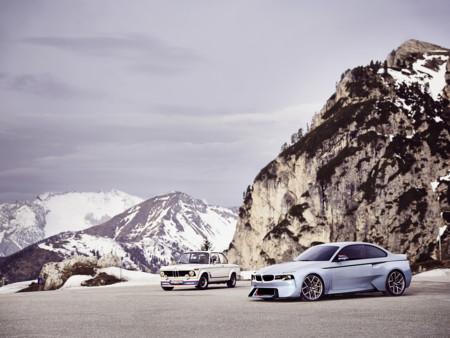BMW 2002 Hommage y 2002 Turbo
