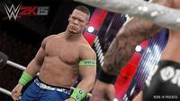 WWE 2K15 tiene la mala costumbre de borrar las partidas guardadas
