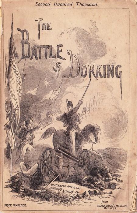 The Battle Of Dorking Ka 662x1024