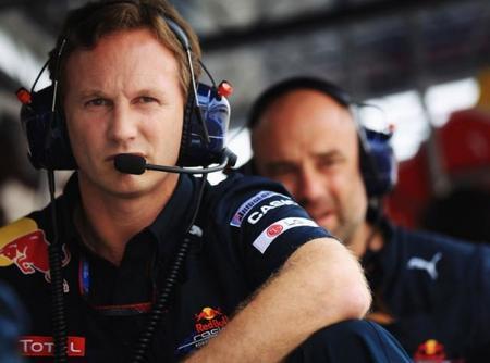 """Christian Horner: """"Si tuviéramos el mejor coche llegaríamos primero y segundo en cada carrera"""""""