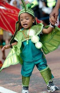 Concurso Infantil de Disfraces de Carnaval