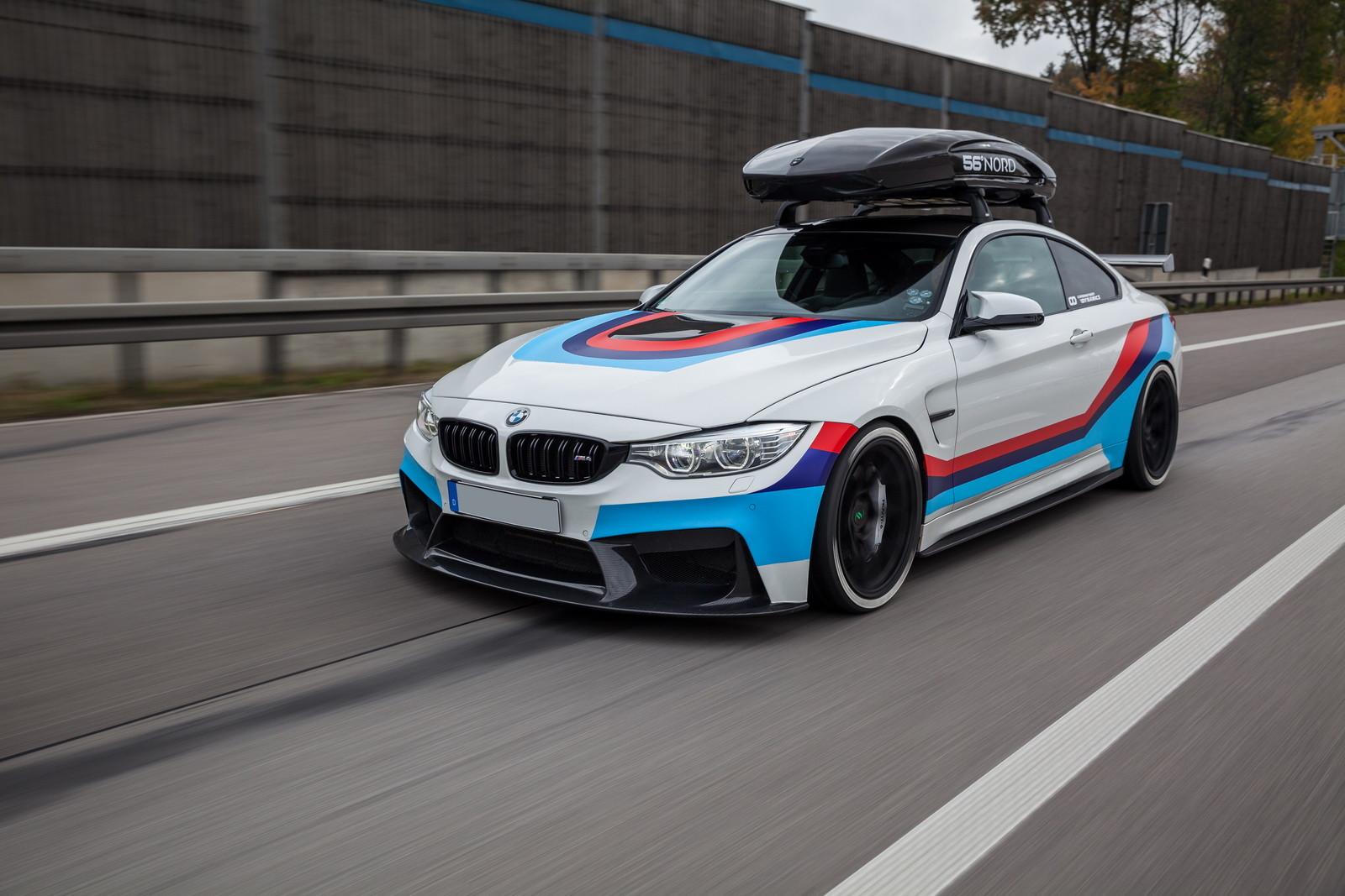 Foto de BMW M4R (27/29)
