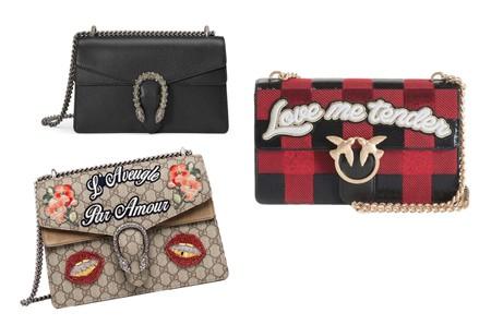 Gucci Pinko Bag