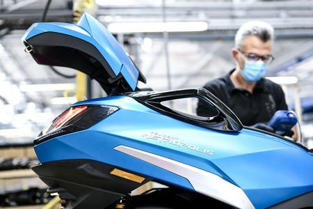 Peugeot Metropolis 2020 1