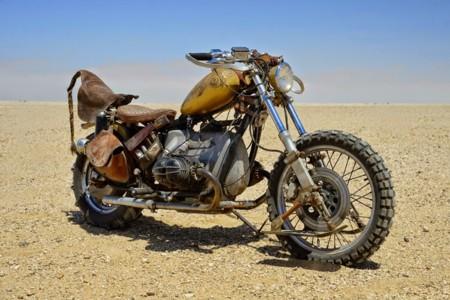 La moto de Furiosa, una BMW R80