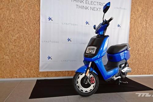 Así es la Next NX1: una moto eléctrica española que quiere ser la alternativa realista y asequible