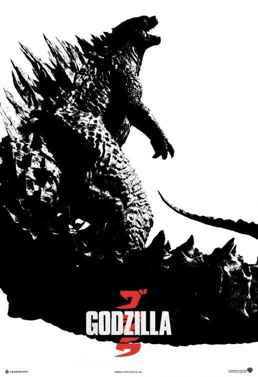 Foto de Carteles de la película 'Godzilla' (10/18)