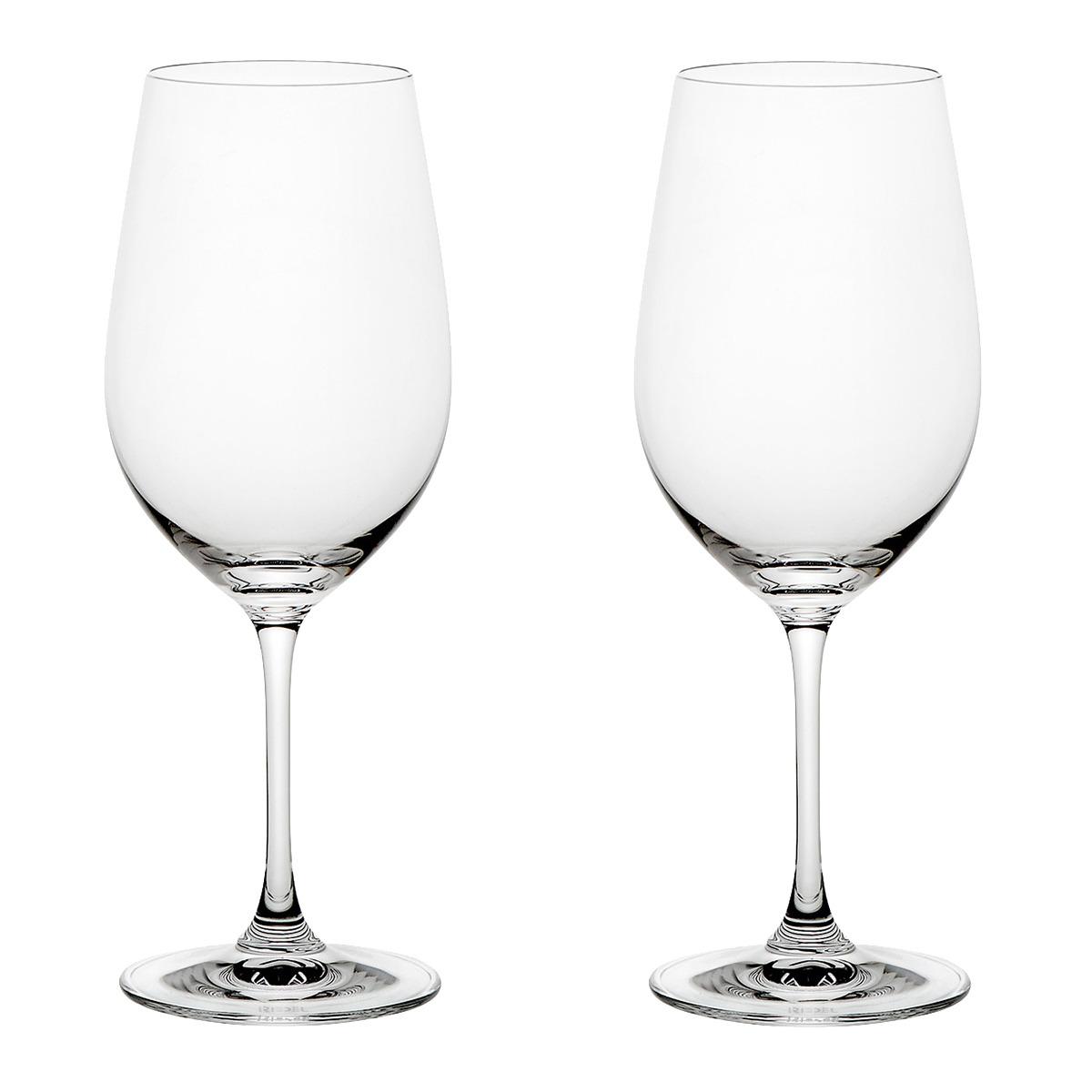 Juego de 2 copas de vino blanco Riesling Grand Cru Vinum Riedel