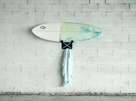 Detalle para la casa de... un surfista (II)