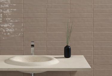 Drop y Wave, los nuevos lavabos de DSIGNIO inspirados en las gotas de lluvia