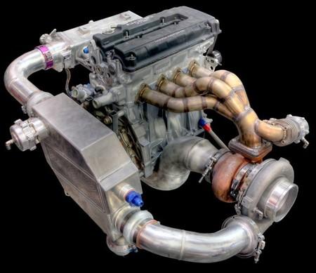 Sistema completo de turbo