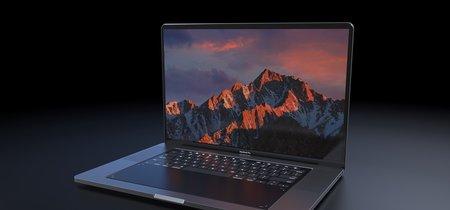 Esta patente de Apple nos hace soñar con un MacBook que sustituye el teclado y el trackpad por un panel táctil