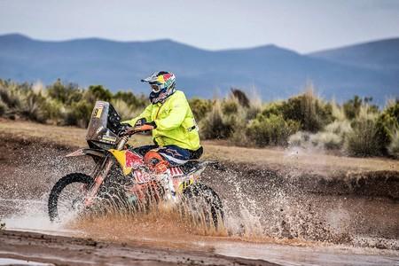 Segunda victoria en el Dakar para Antoine Meo, van Beveren líder por la mínima y Barreda aguanta