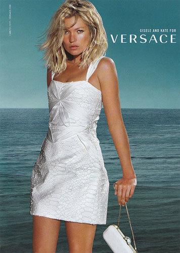 Campaña Primavera-Verano 2009 de Versace